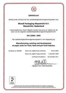 Mondi-Maastricht-d-3-cert-ISO-22000-food-packaging-paper-sacks