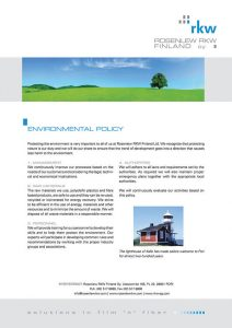 Rosenlew-RKW-Environmental-Policy-2009