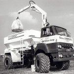 1980 Monster Truck, Monster Truck.