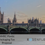 HMRC plans for 2022 Plastic Packaging Tax (HMRC Budget 2018)