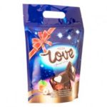 Chocolate Doy Pouch