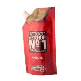 Ketchup (spout pouch)